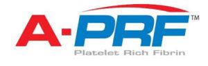 a-prf platelet rich fibrin logo
